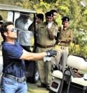 Introducing Golfer Sachin Tendulkar