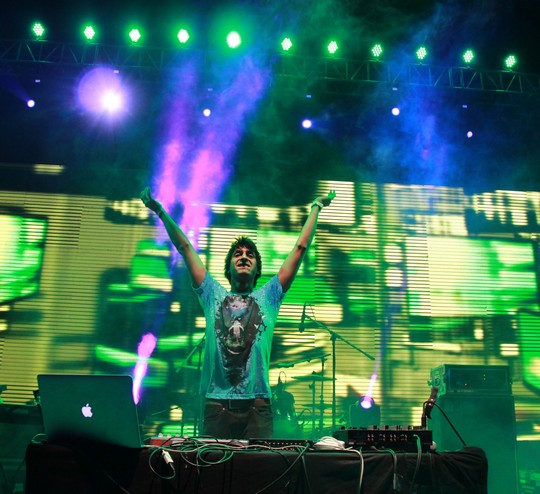 Dualist Inquiry perfoming at SulaFest 2013