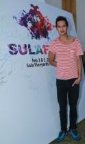 Acquin Paes at SulaFest 2013