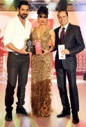 Times Group MD Mr Vineet Jain, John Abraham. Chitrangada