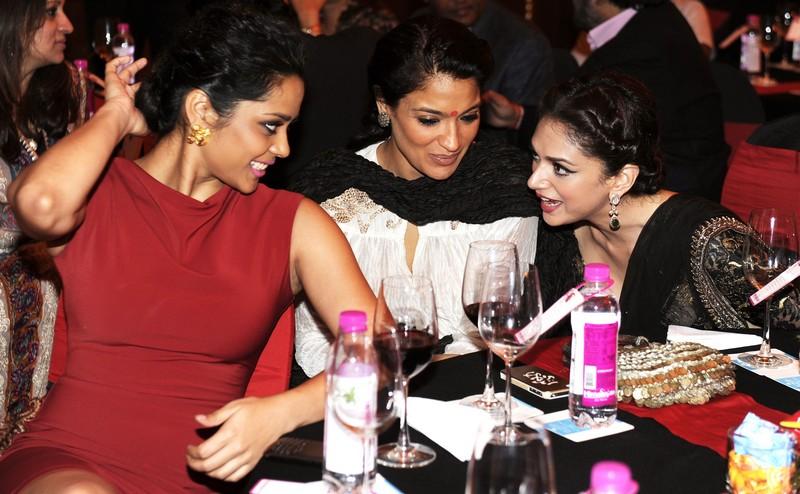 Shahana Goswami, Sandhya Mridul, Aditi Rao Hydari