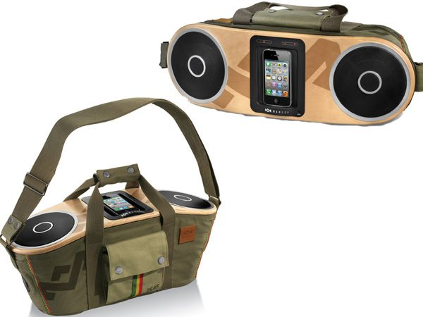 Riddim Portable Audio System by the House of Marley