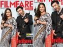 VIDYA-RANBIR ON FILMFARE (HINDI) COVER