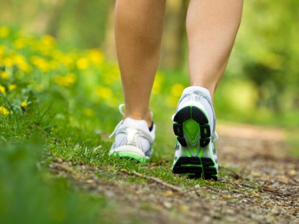 Techniques to Lower Cholesterol # 5: Walking is good for your heart