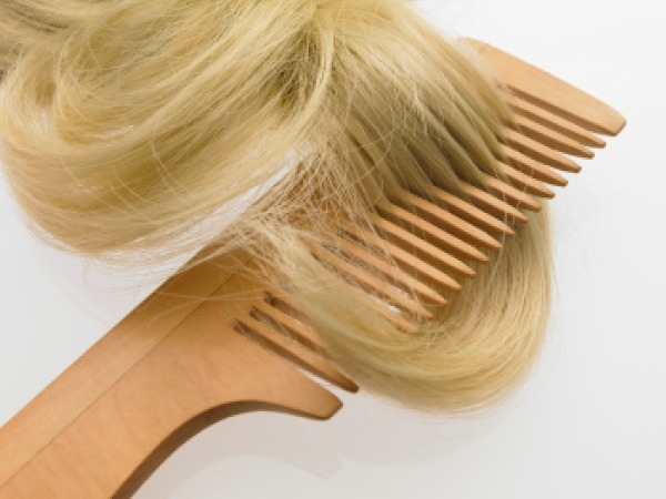 Fast Weight Loss Risk # 7: Hair loss