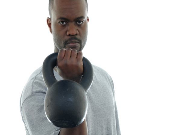Kettlebell is weight training