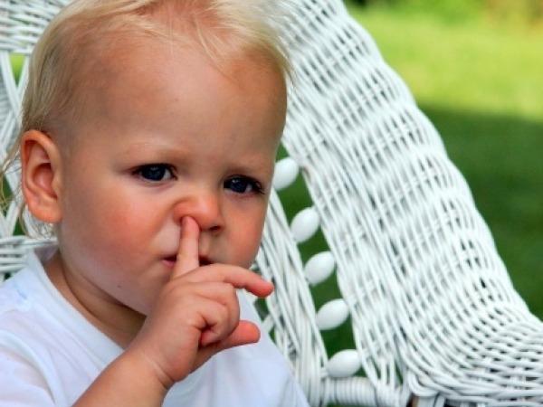 Healthy Habit to Avoid Disease # 2: Stop nose picking