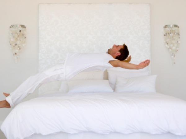 Little Investments for Good Health # 9: Good mattress