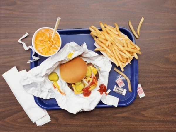 Bad Habit to Quit for A Healthy Living # 15: You are in love with junk food