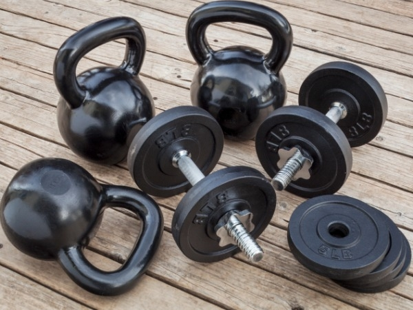 Considerations when performing Kettlebell training: