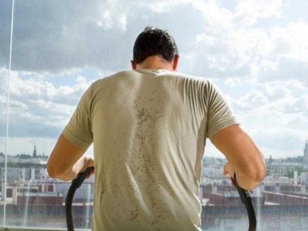 Healthy Habit to Avoid Disease # 11: Sweat it out