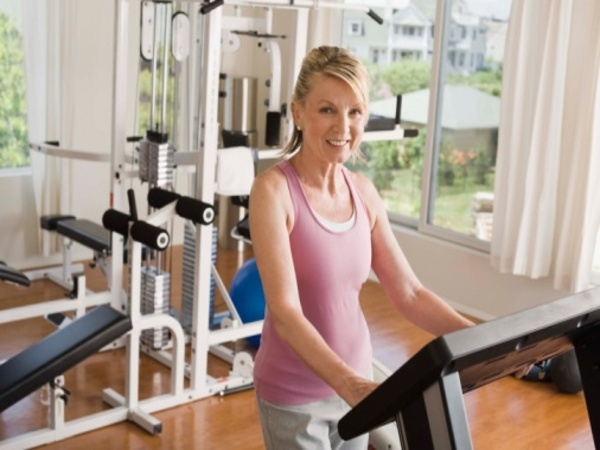 Little Investments for Good Health # 13: Buy a treadmill