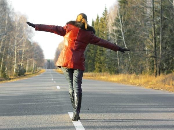 Benefits of Yoga # 9: Improves balance
