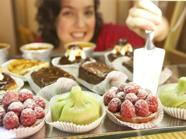 intake of sugary food products
