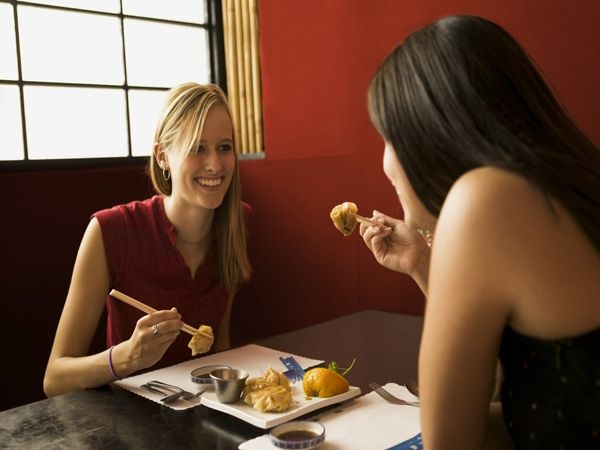 Eat right, especially at restaurants