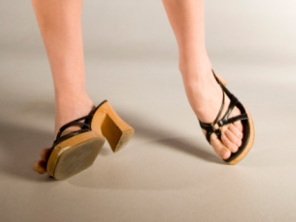 Bad Habit to Quit for A Healthy Living # 7: Wearing heels
