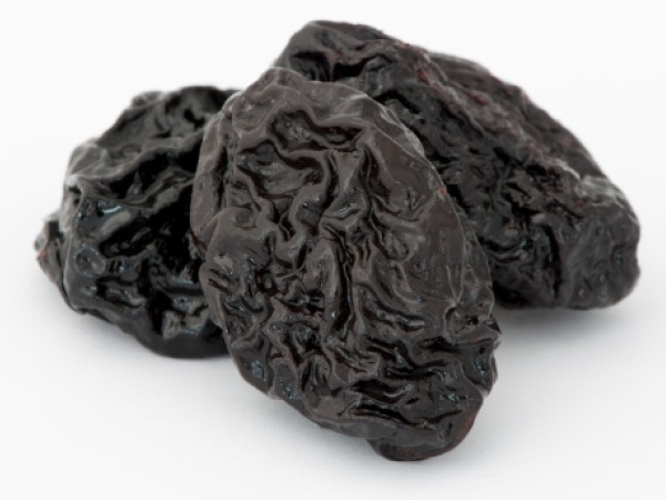Healthy Hair Food # 3: Prunes