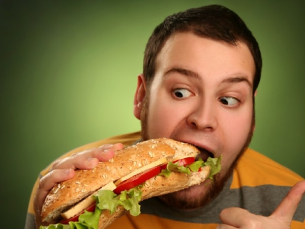 Bad Habit to Quit for A Healthy Living # 18: Fast eating