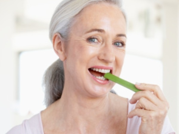 Healthy Gluten Free Snack # 12: Celery sticks with peanut butter