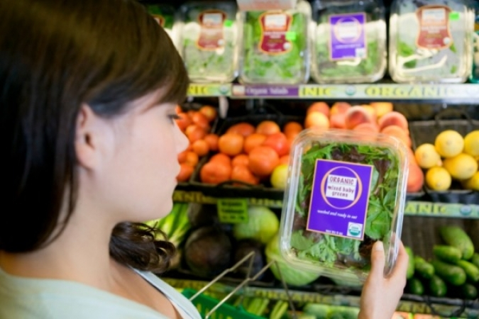 Little Investments for Good Health # 16: Choose organic food