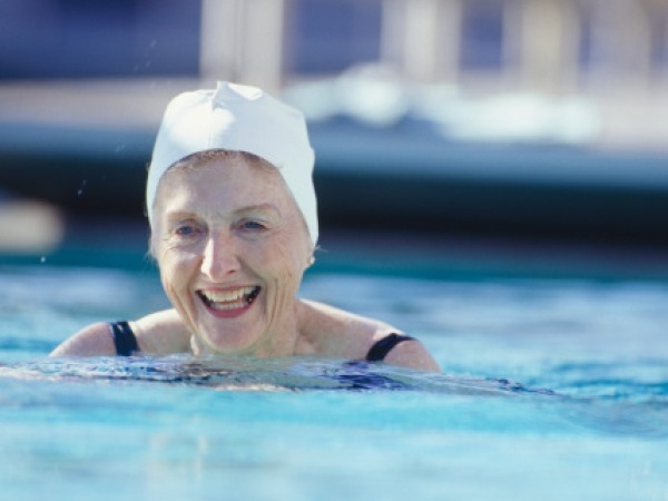Little Investments for Good Health # 18: Join a swimming class