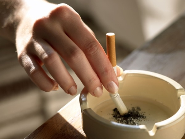 Healthy Lifestyle Change # 14: Quit smoking