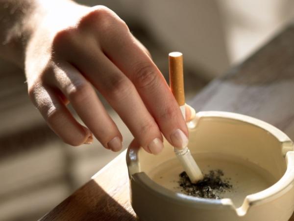 Healthy Habit to Avoid Disease # 17: Quit smoking