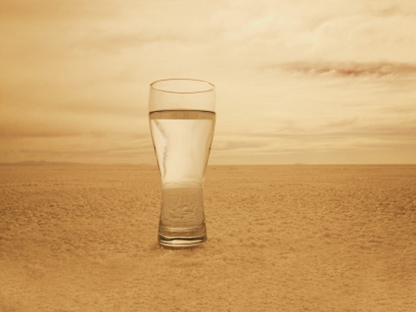 Fast Weight Loss Risk # 2: It means dehydration