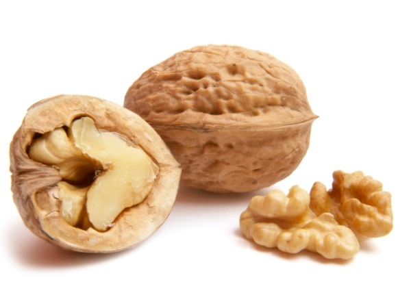 Healthy Hair Food # 10: Walnuts