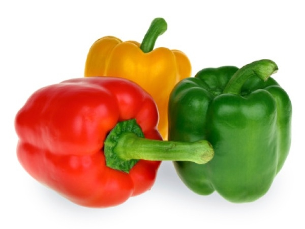 Healthy Hair Food # 14: Bell peppers