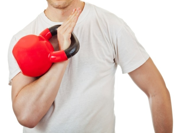 Kettlebell for weight loss