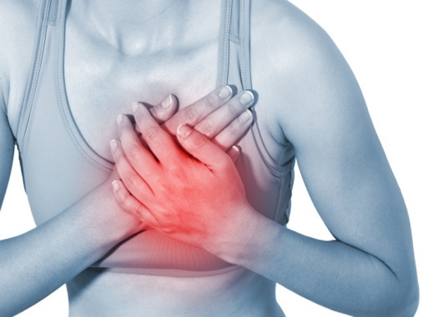 Discomfort in the chest