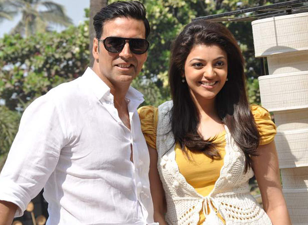 Akshay Kumar and Kajal Aggarwal