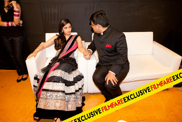 ALIA BHATT AND JITESH PILLAI