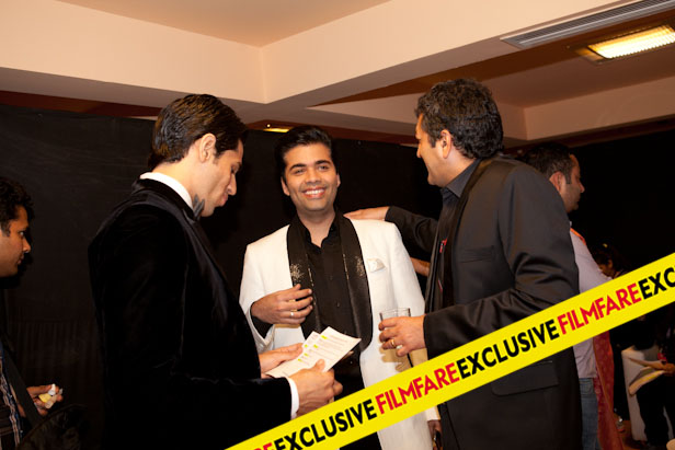 KARAN JOHAR AND KUNAL KOHLI