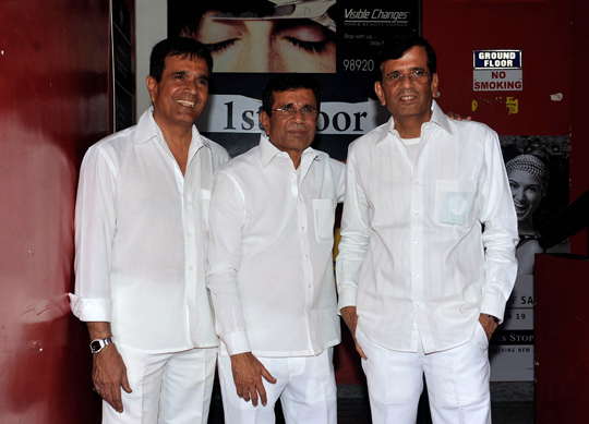HUSSAIN, ABBAS AND MUSTAN