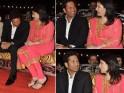 Sachin Tendulkar and Anjali