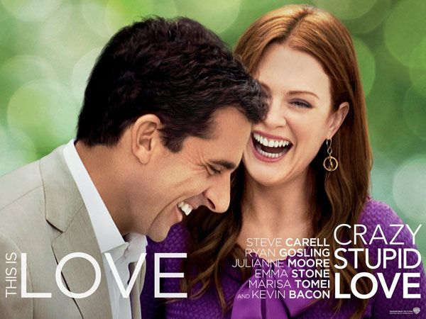 Steve Carell and Julianne Moore