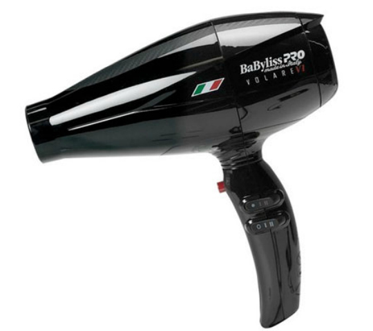 BaByliss Volare Series Designed by Ferrari