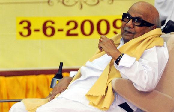 M.Karunanidhi