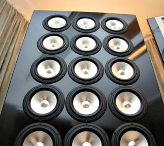 Megatrend MKIII Speakers