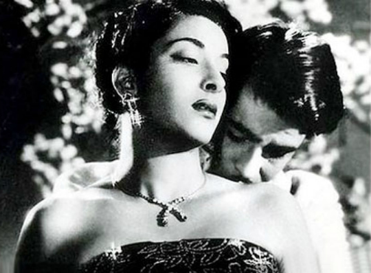 nargis and raj kapoor