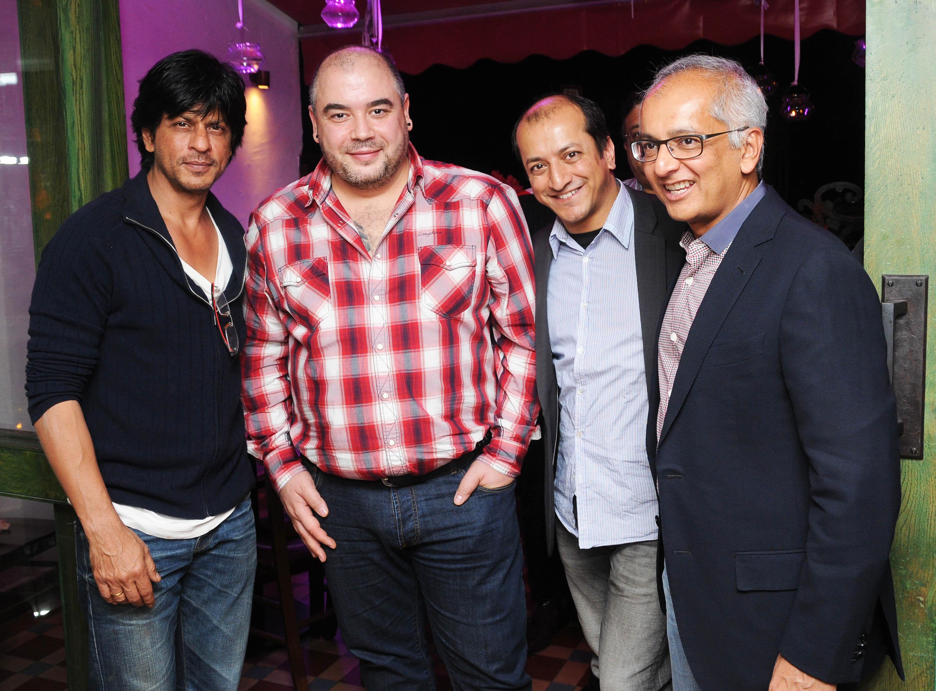 Jay Mehta, Shah Rukh