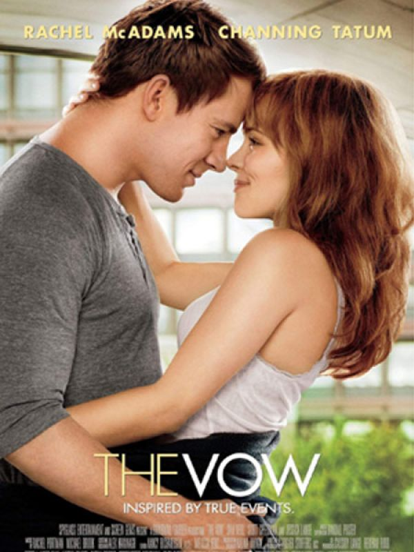 Channing Tatum and Rachel McAdams