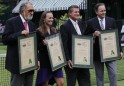 New Members at Tennis Hall of Fame