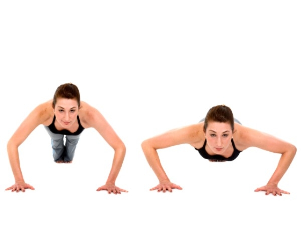 Bodyweight Exercise to Boost Biceps and Triceps