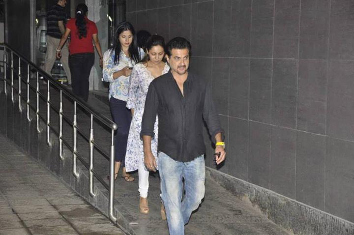Gauri Khan, Sanjay Kapoor