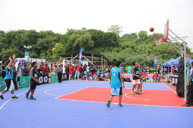 NBA Jam 2012 in Mumbai