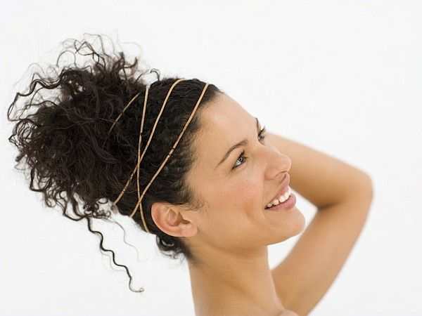 Best Tips to Prevent Hair Fall # 17: Style your hair with caution