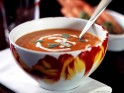 Low Calorie Late Evening Snack # 6: Tomato soup
